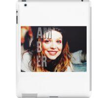 Amber Benson iPad Case/Skin