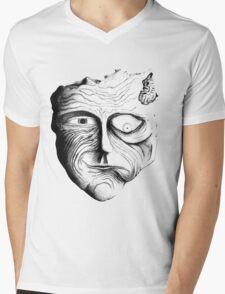 The Learner Mens V-Neck T-Shirt