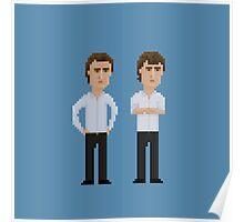 Schelotto Twins Poster