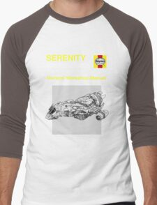 Serenity - Owners' Manual Men's Baseball ¾ T-Shirt