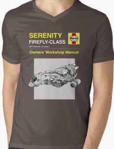 Serenity - Owners' Manual Mens V-Neck T-Shirt
