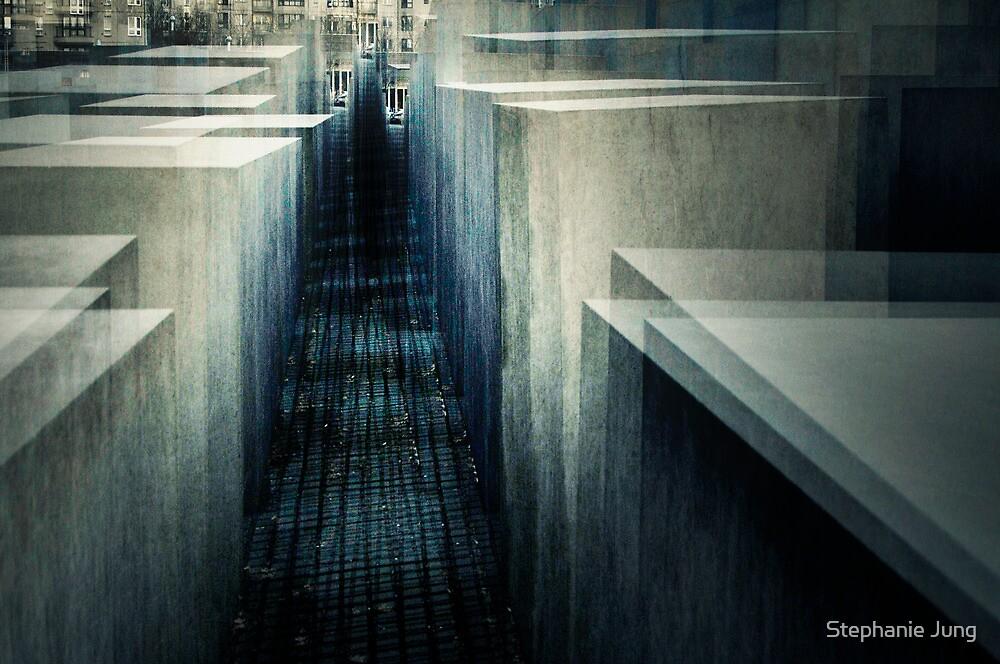 Holocaust Mahnmal by Stephanie Jung