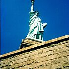 Liberty In Blue by MoonlightLover