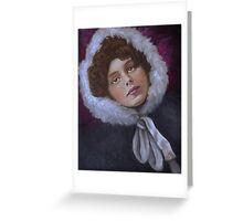 Winter Dreams Greeting Card