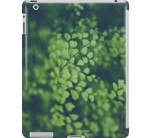 Maidenhair Fern iPad Case/Skin