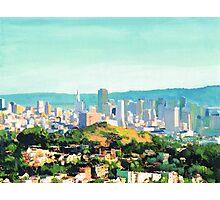 San Francisco Sunshine Photographic Print