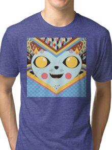 KUCING Tri-blend T-Shirt