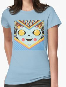 KUCING Womens Fitted T-Shirt