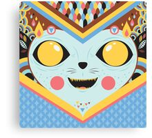 KUCING Canvas Print