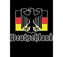 "Germany ""Deutschland"" T-Shirt Photographic Print"