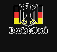 "Germany ""Deutschland"" T-Shirt Women's Fitted Scoop T-Shirt"