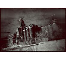 Abandoned Malt Plant Photographic Print