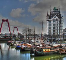 'Old Harbour' by Thea 65