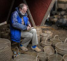 Craftsman at work.... by Thea 65