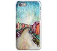 The Street Near My Street iPhone Case/Skin
