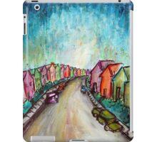 The Street Near My Street iPad Case/Skin