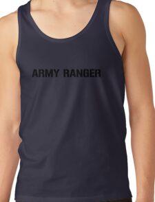 ARMY RANGER Tank Top