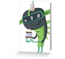 Happy birthday to me! Greeting Card