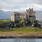 Duart Castle by Matthias Keysermann