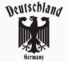 Deutschland Germany by HolidayT-Shirts