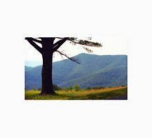 Blue Ridge Mountains, Virginia Unisex T-Shirt