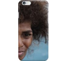 Monica from Papua New Guinea iPhone Case/Skin