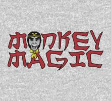 Monkey Magic One Piece - Long Sleeve