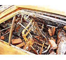 Destruction 2 Photographic Print