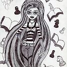 Iconic Ghoulia Yelps by Kashmere1646