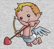 Cute Cupid Kids Clothes