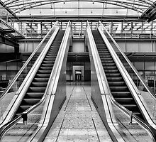Escalators by Lea Valley Photographic