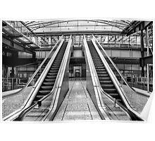 Escalators Poster