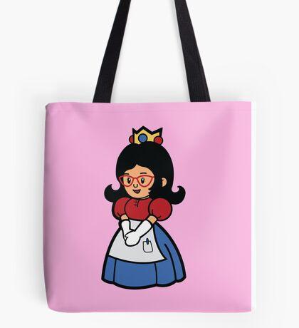 Linda Peach Tote Bag