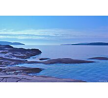 Lake Superior Photographic Print