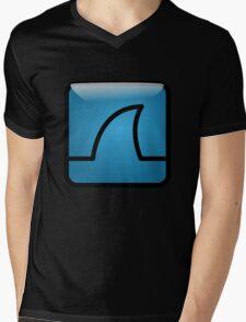 Wireshark Mens V-Neck T-Shirt
