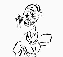 The woman in Kimono -ichi- Unisex T-Shirt