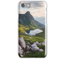 Rappensee Sunset iPhone Case/Skin