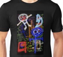 """Blackout Poetry"" by Richard F. Yates Unisex T-Shirt"