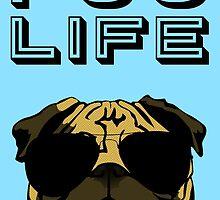 Pug life by Zumra M. Waheed
