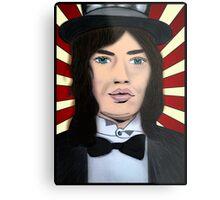 Mick Jagger - Rock And Roll Circus Metal Print