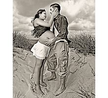 Adam & Eve Photographic Print