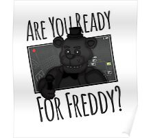 Are You Ready? Poster
