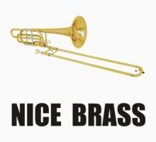 Nice Brass Trombone by AmazingMart