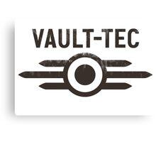 Vault-Tec  Canvas Print