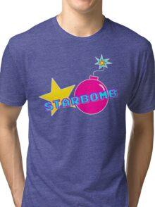 Starbomb (Literal) Tri-blend T-Shirt