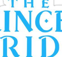 The Princess Bride  Sticker