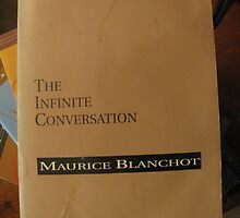 """From Whence """"Blanchot""""? by Rusty Gentry"""