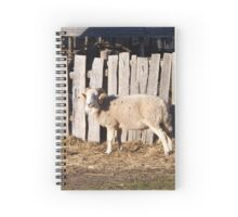 Heritage Goat Spiral Notebook