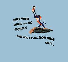Go Lion King on it Unisex T-Shirt