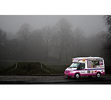 Ice Cream Weather Photographic Print
